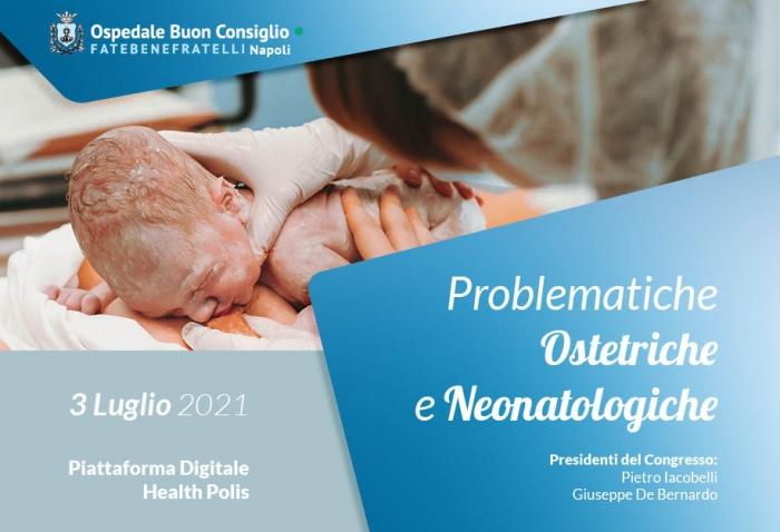 PROBLEMATICHE OSTETRICHE E NEONATOLOGICHE