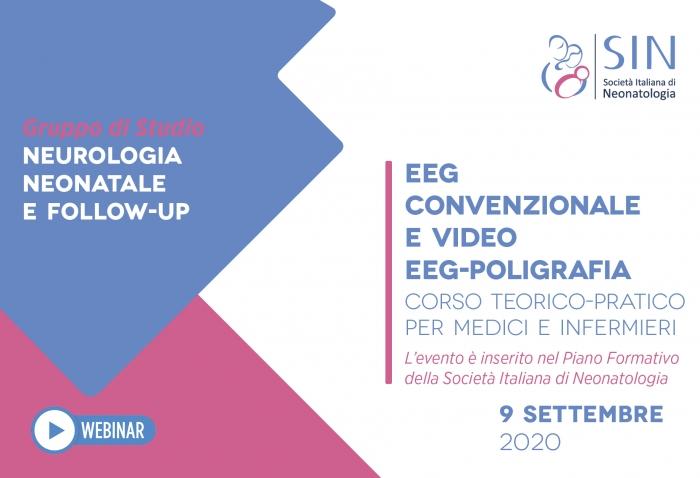 EEG CONVENZIONALE E VIDEO EEG-POLIGRAFIA - CORSO TEORICO-PRATICO PER MEDICI E INFERMIERI