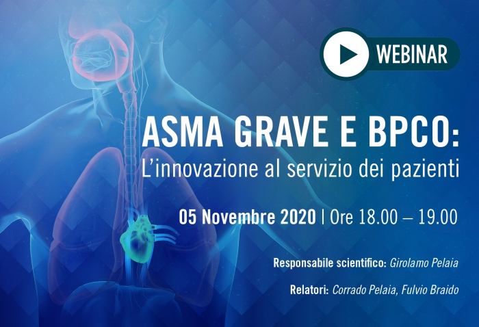 ASMA GRAVE E BPCO:  L'innovazione al servizio dei pazienti
