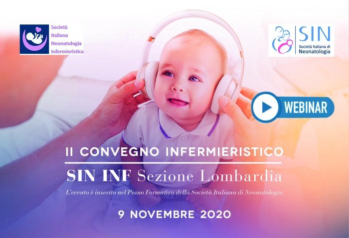 II Convegno Infermieristico SIN INF Sezione Lombardia