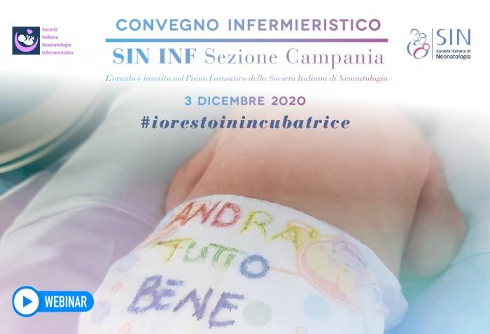 Convegno Infermieristico SIN INF Sezione Campania - iorestoinincubatrice