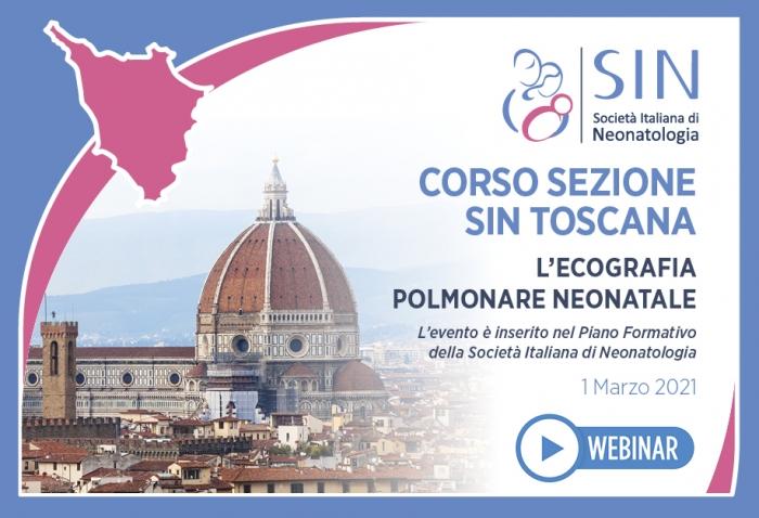 CORSO SEZIONE SIN TOSCANA - L'ecografia polmonare neonatale