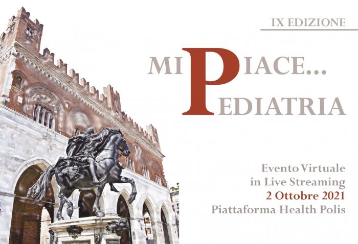 MI PIACE...PEDIATRIA - IX Edizione
