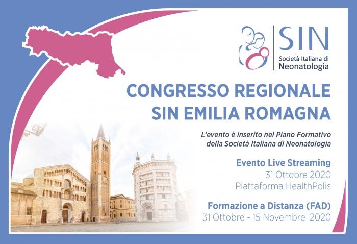CONGRESSO REGIONALE SIN Emilia Romagna