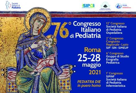 76° CONGRESSO ITALIANO DI PEDIATRIA - PEDIATRA DIE in puero homo - FAD ASINCRONA