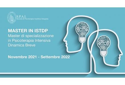 MASTER IN ISTDP - Master di specializzazione in Psicoterapia Intensiva Dinamica Breve