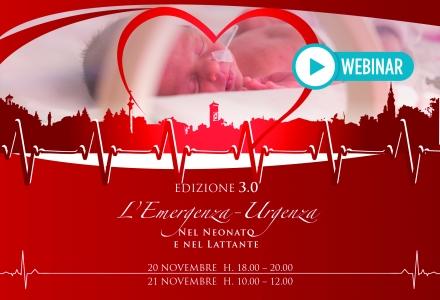 EDIZIONE 3.0 - L'Emergenza-Urgenza Nel Neonato e nel Lattante