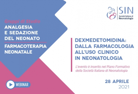 DEXMEDETOMIDINA: DALLA FARMACOLOGIA ALL'USO CLINICO  IN NEONATOLOGIA