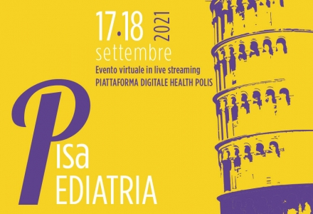 PISA PEDIATRIA - EVENTO LIVE STREAMING