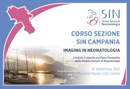 CORSO SEZIONE SIN CAMPANIA - IMAGING IN NEONATOLOGIA