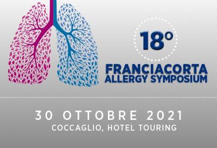 18° Franciacorta Allergy Symposium