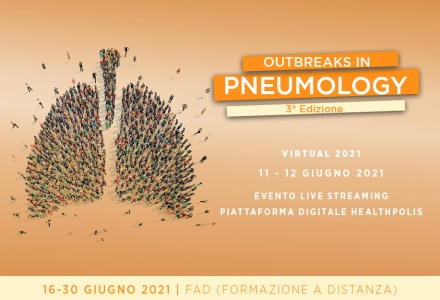 OUTBREAKS IN PNEUMOLOGY - EVENTO LIVE STREAMING